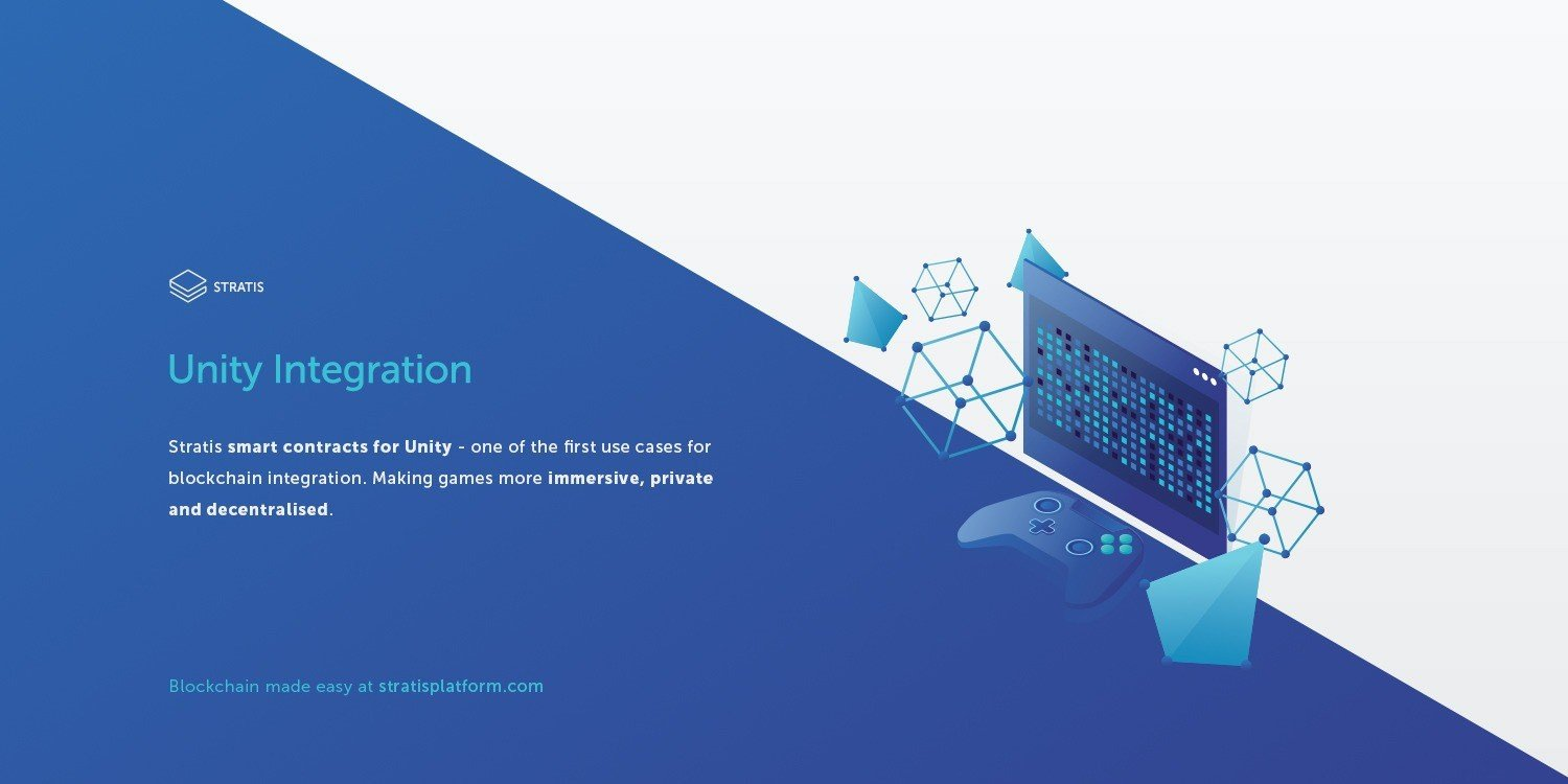 Stratis and Unity Integration