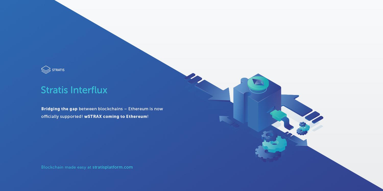 Stratis InterFlux – Ethereum Interoperability