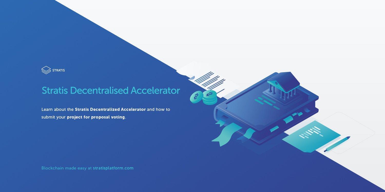 Stratis Decentralized Accelerator