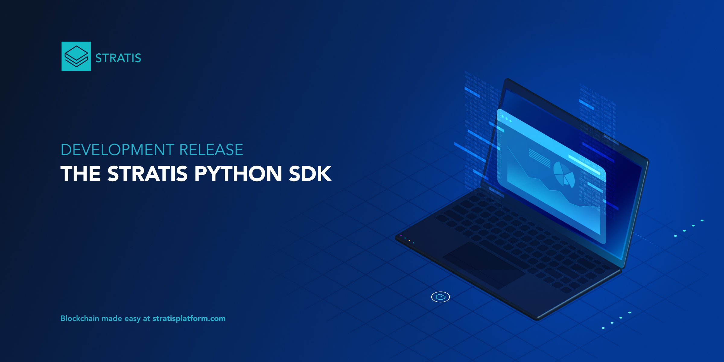 Stratis Python SDK